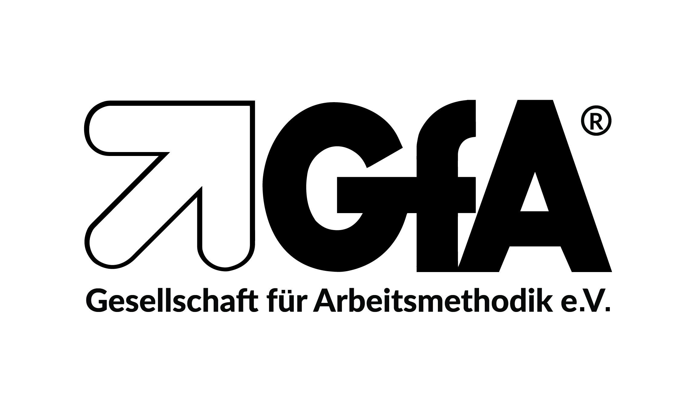 Logo der GfA e.V.