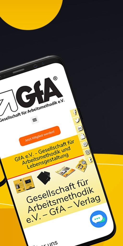 GfA App